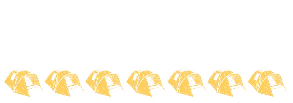 קמפינג עם ילדים סקירת אוהלים